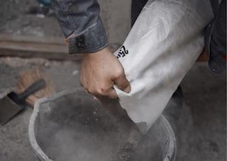 concrete pour memphis