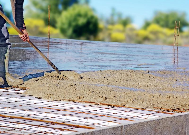 concrete lakeland tn