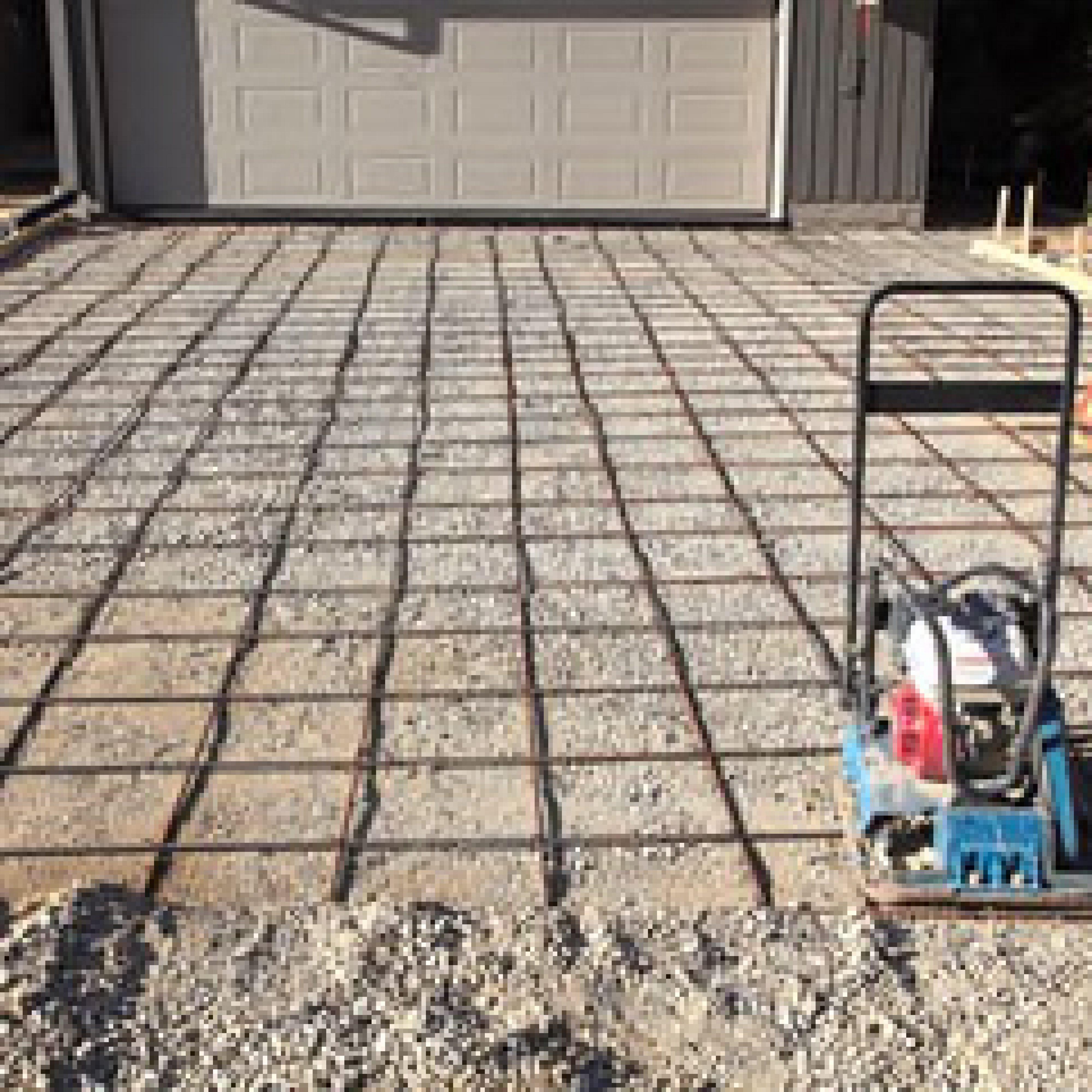 concrete driveway contractors memphis